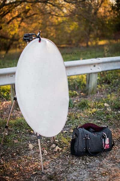 photography reflector